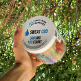 3000mg/120pc Sweat CBD Gummy